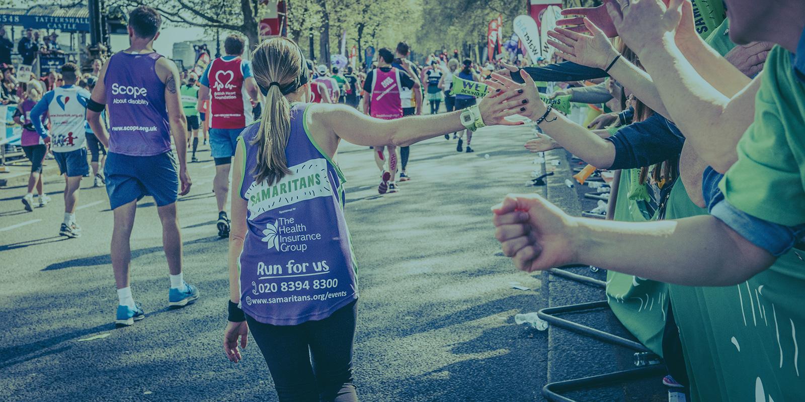 Samaritans marathon